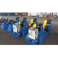 China Self Aligning Pipe Welding Rotator For Pressure Vessels,Tank Turning Roller Beds on sale