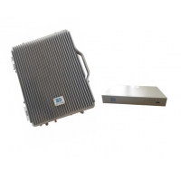 China High Power 2g 3g 4g GSM DCS WCDMA customizable mobile signal booster Fiber Optical Repeater on sale