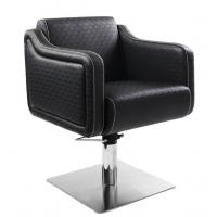 China Salon hairdressing chair used hair styling chairs sale;black barber chair with high quality;styling chair for salon on sale