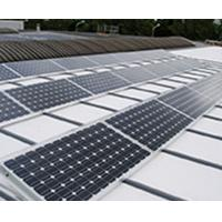 Mill Finished / Anodized Aluminum Solar Panel Frame for Photovoltaic Solar Mounting Manufactures