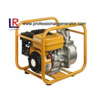 Single Cylinder Forced Air Cooled 2Inch 5.5HP Diesel Engine Driven Water Pumps for Agriculture Manufactures