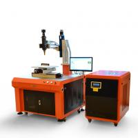 China Auto Portable Laser Welder Metal Welding And Fabrication Soldering Machine on sale
