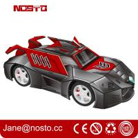 BSCI factory / Handmade toys for boy , diy car model, 3d puzzle vehicle Manufactures