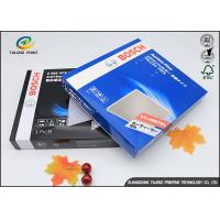 Custom Printed  Electronics Packaging Box , Premium Packaging Boxes OEM Accepted Manufactures