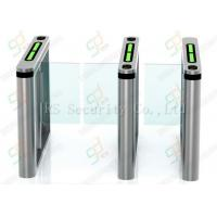 Quality Rs Automation Card Reader Optical Turnstile Access Control System As Station Gate for sale
