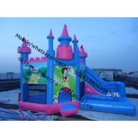 Inflatable Bouncer / Inflatable Princess Bouncy Castle Manufactures