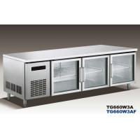 Quality Under Counter 660L Commercial Refrigerator Freezer R134a For Kitchen TG380W2A for sale