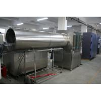 Climate Simulation Waterproof Test Equipment / Rain Spray Chamber For Ipx5 Testing Manufactures