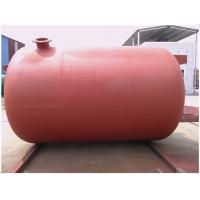 Customized Pressure Underground Oil Storage Tanks , Underground Petroleum Storage Tanks Manufactures