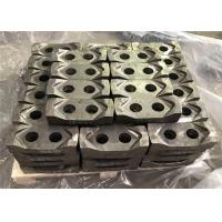 Manganese Steel Hammer Crusher Spare Parts Manufactures