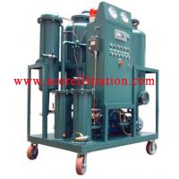 VHF Waste Hydraulic Oil Filtration Flushing Machine Manufactures