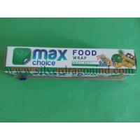 Household use PE cling film with cutter box for food wrapping Manufactures