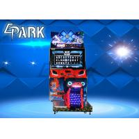 Game Centre Equipment Luxury Snow Motor Racing Game Machine 450W Manufactures