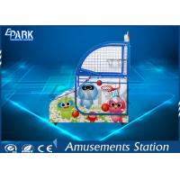 Indoor Basketball Shooting Machine / Basketball Game Machine For Game Center Manufactures