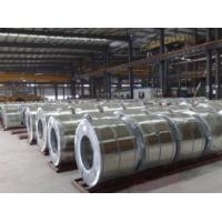 Quality Full Hard Spangle Hot Dipped Galvanized Steel Coils ASTM A653 / Q195 / SGC490 for sale
