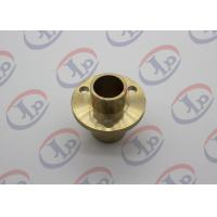 ±0.1 Mm Tolerance Precision Machining Services Brass Unthreaded Fasterner Manufactures