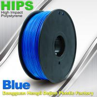 Quality Recycled  HIPS 3D Printing Filament Materials 1.75mm  /  3.0mm 1.0KG for sale