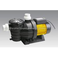 SMP Series Swimming Pool Circulation Pump , 2 Speed Pool Pump With GS Certification Manufactures