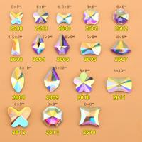 Hot NEW Wholesale Alloy Jewelry 3D Nail Art Jewelry Nail rhinestones Sticker Supplier Number ML2598-2614 Manufactures