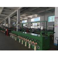 Quality 40H Wire Annealing Machine With 5 M Furnance , Copper Series Conduit Annealing for sale