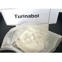 Oral Turinabol 4-Chlorodehydromethyltestosterone Steroid Hormone Powder 99% Purity Manufactures