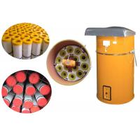 Stainless Steel Material Cement Storage Silo Accessories Dust Filter Production Model Manufactures