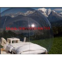 inflatable transparent tent inflatable transparent bubble tent clear inflatable clear dome Manufactures