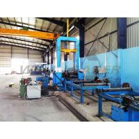 Automatic H Beam Production Line Cutting Assembly Welding Straightening Manufactures