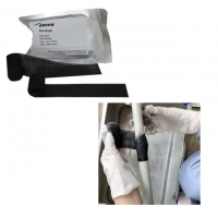 China Industry Emergency water activated fibergass Pipe Repair Bandage Anti Leak Tape on sale