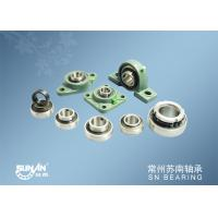 Long Life Chrome Steel Insert Bearings For Electronic Toys , Bore Size 12 - 120 mm