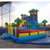indoor inflatable playground inflatable playground on sale inflatable playground rentals Manufactures