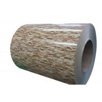 Stone or Brick Printed Galvanized or Galvalume Steel Coils for Interior or Exterior Decoration and Panel Manufactures