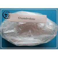 Oxandrolone Oral Anabolic Steroids CAS 53-39-4 for Losing Weight Bodybuilding Manufactures
