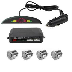 LED Display Wireless Car Parking Sensor System Vehicle Backup Sensor Kit Manufactures