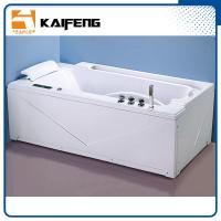 Quality Apron Front Rectangular Home Jacuzzi Bathtub , Jacuzzi Jetted Bathtubs for sale