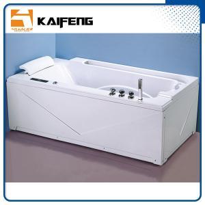 Apron Front Rectangular Home Jacuzzi Bathtub , Jacuzzi Jetted Bathtubs Comfortable Manufactures