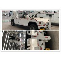 Buy cheap Two Person Drive Light Duty Wrecker 3500mm Height 1015mm Front Suspension from wholesalers