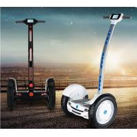 Battery Powered Waterproof Off Road High Speed Self Balancing Electrical Scooter With LED Light Manufactures