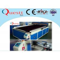 Wood CO2 Laser Engraving And Cutting Machine For MDF PVC Bamboo Rubber 150W Manufactures