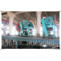 High Speed Upward Continuous Casting Equipment 380V For Copper Strip