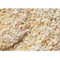 Dehydrated Garlic Flakes , Fired Garlic Granules 24 Months Shelf Life Manufactures
