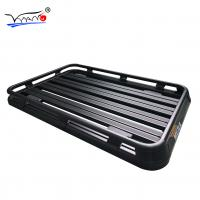 Double - Layer Car Roof Rack Basket Aluminium Alloy Material F004B Ml Model Manufactures