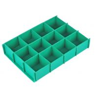 4x8 Anti - Static Corrugated Corrugated Plastic Dividers With ISO9001 / SGS / RoHS Manufactures