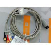 Compatible BIONET 6 Pin ECG Patient Cable For Hospital Medical Equipment Manufactures