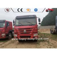 China Second Hand Sinotruk Howo Heavy Dump Truck Equipment For 30 Cubic Meter on sale
