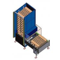 Automatic Pallet Magazine System PLC and Touch Screen Controlled with Complte Set of Conveyors Manufactures