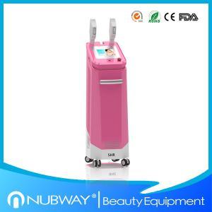 1~10Hz aft shr hair removal machine ipl rf shr machine promotion nbw-shr212 Manufactures