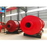 China Multi Function Drum Dryer Machine Three Return For Chemicals Processing Drying on sale