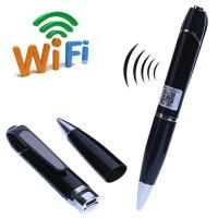 720P HD WIFI P2P Pen Spy Hidden Camera Covert Video Streaming Recorder Home Security Nanny Camera Remote Baby Monitor Manufactures