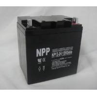 Rechargeable Lead Acid Battery 12V 24AH Manufactures